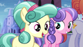 """Crystal Foal 2 """"tell the one about the Equestria Games!"""" S6E1.png"""