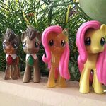 Funko and Hot Topic Fluttershy and Dr.Whooves release