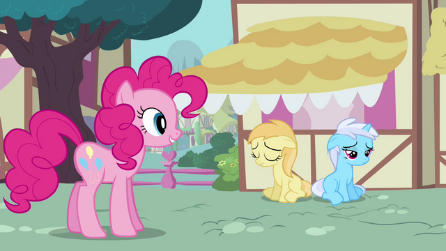 """File:Pinkie Pie Smile Song """"it doesn't matter now"""" S2E18.png"""