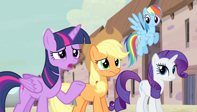 "File:Twilight ""has there been any sort of trouble"" S5E1.png"