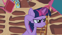 Twilight concentrating S02E10