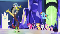 Discord still expecting a laugh S5E22