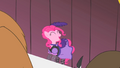 Pinkie Pie dancing and smiling S1E21.png