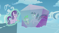 """Starlight """"created that spell to send myself"""" S5E25"""