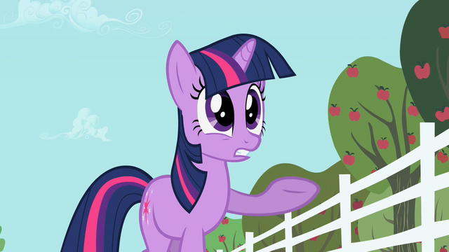 "File:Twilight Sparkle ""With Applejack"" S2E03.png"
