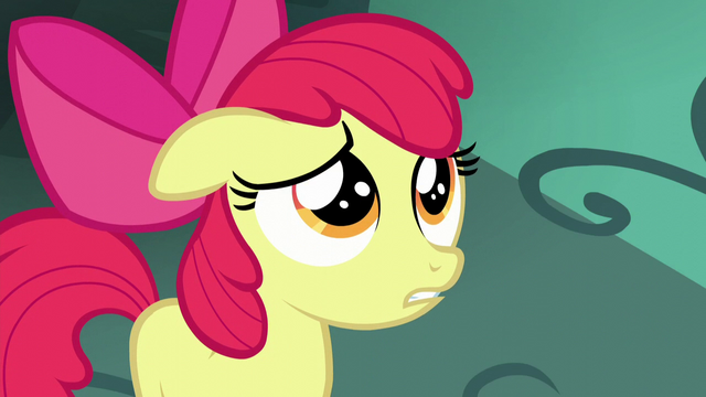 File:Apple Bloom listening to Big Mac S5E17.png