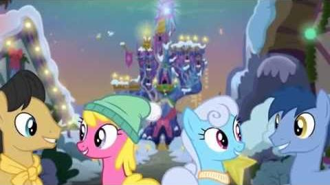 Hearth's Warming Eve Is Here Once Again/International versions
