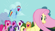 Main 5 shouting Breezie cheer S4E16.png