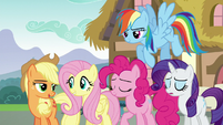 Main five agree with Discord again S5E22