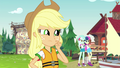 Applejack thinking for a moment EG4.png