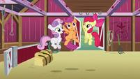 CMC barn agreement 2 S2E17