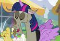 Discord as Twilight Sparkle ID S5E22