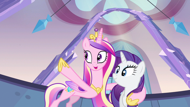 File:Princess Cadance pointing out S3E12.png