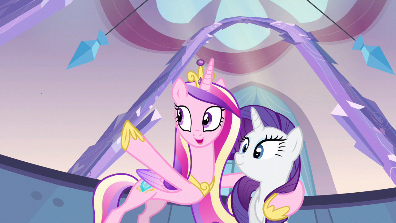 Image - Princess Cadance pointing out S3E12.png   My ... - photo#15
