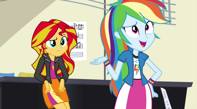 "File:Rainbow Dash ""who cares why it happens?"" EG2.png"