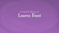 Lauren Faust S7 title sequence opening credits