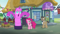 "Pinkie ""You're welcome!"" S5E19"