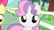 Sweetie Belle focus S4E05