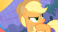 Applejack thinking S1E08
