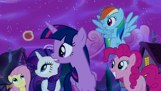 File:Mane Six in varied amazement S5E13.png
