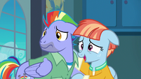 "Windy Whistles ""great job yelling at us, sweetie"" S7E7"