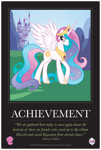 "File:Celestia ""Achievement"" poster from ComicCon 2012.jpg"