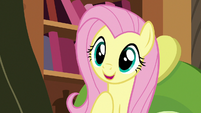 """Fluttershy """"I've never been to your house before"""" S7E12"""