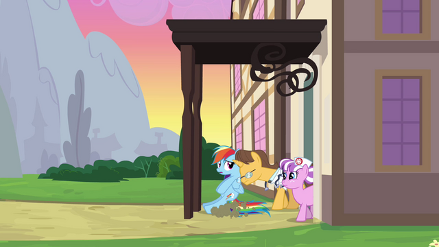 File:Rainbow Dash being discharged again 1 S2E16.png