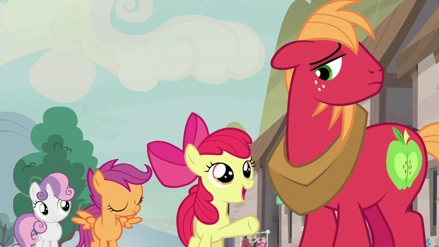 """File:Apple Bloom """"we're gonna help you"""" S7E8.png"""