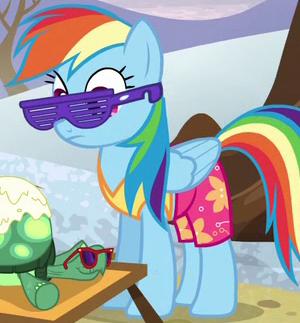 File:Rainbow Dash beach attire ID S5E5.png
