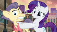 "Rarity dramatic ""oh, no!"" S6E3"