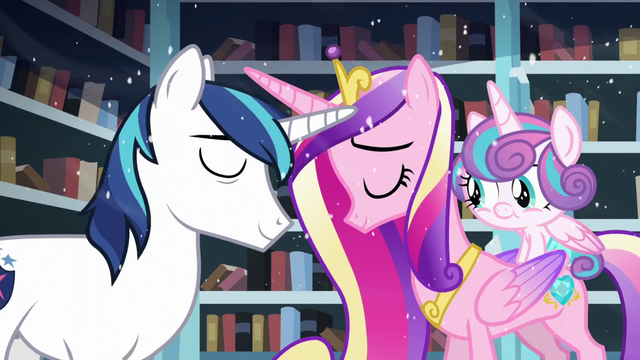 File:Shining Armor and Princess Cadance smiling S6E2.png
