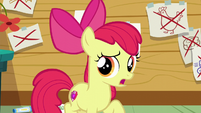 "Apple Bloom ""But I don't know what it'll be"" S6E4"