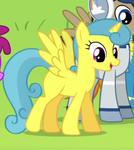 Lemon Hearts alicorn ID S4E10.png