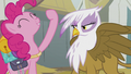 """Pinkie """"...to help Griffonstone!"""" S5E8.png"""