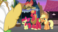 "Applejack ""you already know who we are"" S7E13"