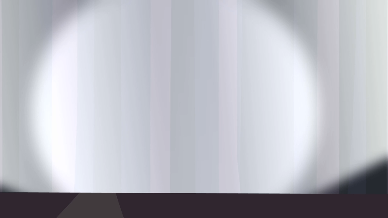 Stage curtains spotlight - Spotlight Shines Onto The Stage Curtain S4e08 Png