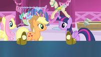 Twilight 'I know she'll add a touch' S4E13