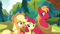 "Applejack ""anythin' else you can tell us"" S7E13"