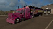 FANMADE ETS2 Pete 389 Custom - Pinkie Pie Skin 1
