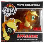 Funko Applejack glitter vinyl figurine packaging