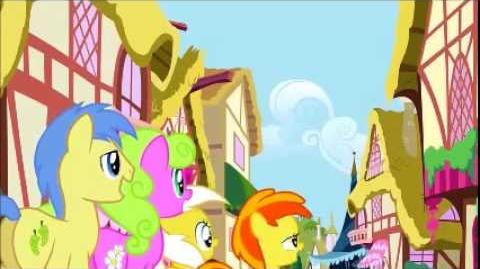 My Little Pony — Pinkie the Party Planner (Greek)