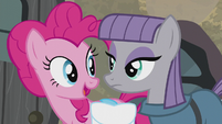 Pinkie asks Maud about school S5E20