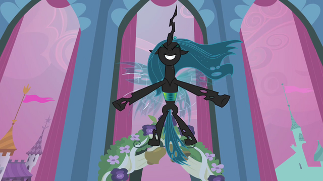 File:Queen Chrysalis invigorated S2E26.png