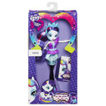 Rarity Equestria Girls Rainbow Rocks doll packaging