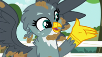 "Gabby ""excited to show my lovely new cutie mark"" S6E19"