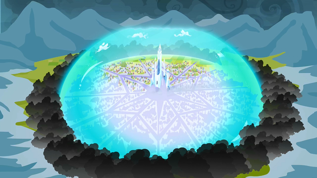 File:Crystal Empire protective barrier S3E2.png