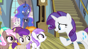 Rarity giving credit to Sweetie Belle S4E19.png