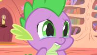 Spike crying S1E24