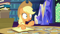 """Applejack """"she looked in the kitchen"""" S6E21"""